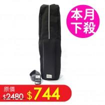 瑜珈背包-黑色 可拆式肩帶
