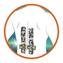 熱身貼布套組-腰部