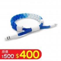 i-Pure 能量祈願手環-漸層藍