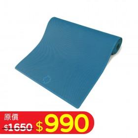 i-Pure 熱身瑜珈墊-深藍 (捲式)